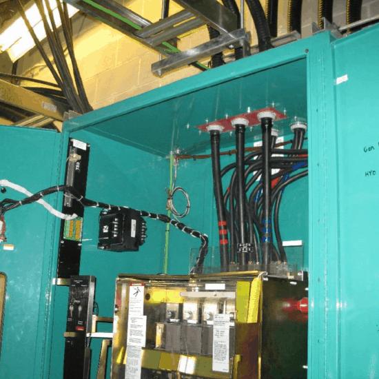 Covanta Generator Fix