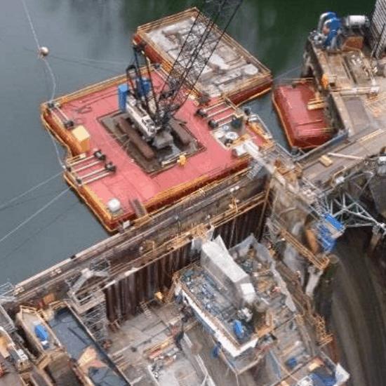 Ruskin Dam Project