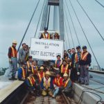 Bridge Construction Group Photo