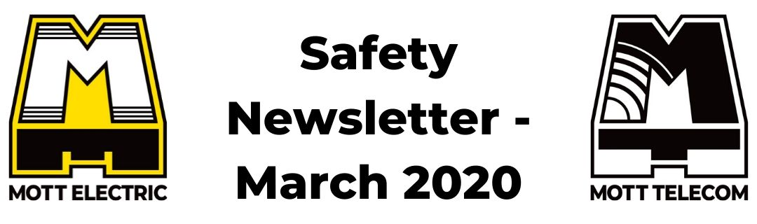 Safety Newsletter for March