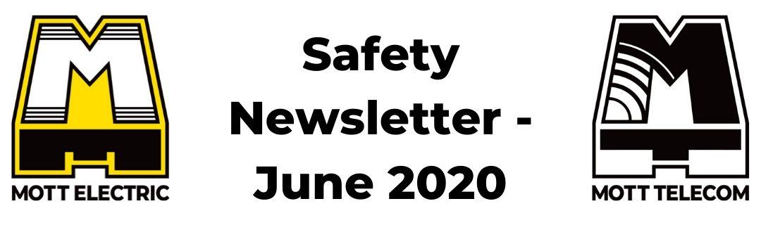 June newsletters