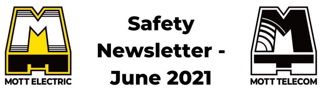 June Newsletter 2021